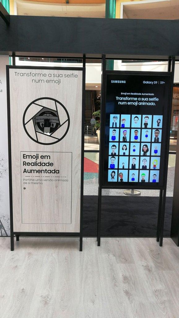 Emojis, Samsung Galaxy S9