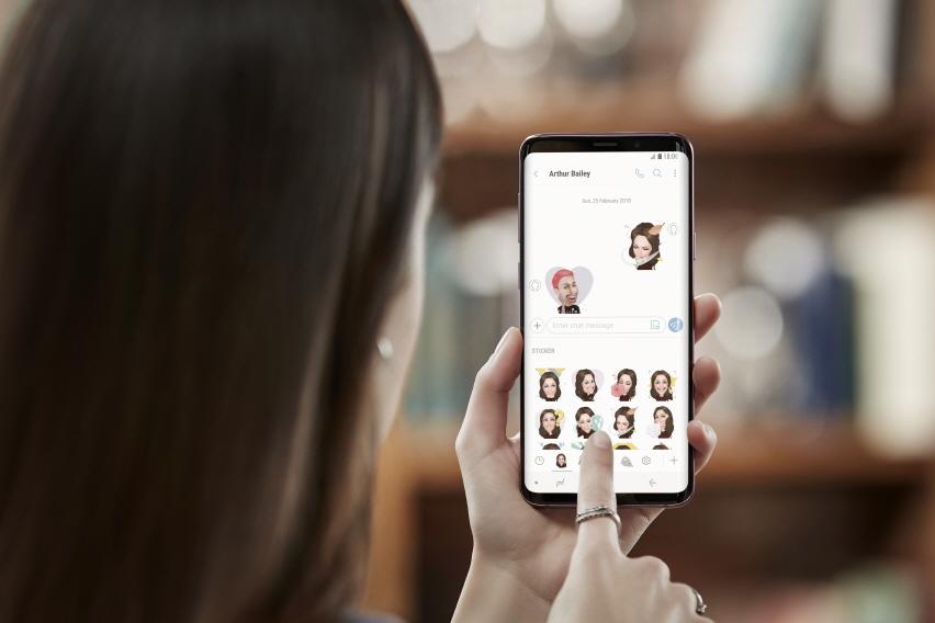 Samsung Galaxy S9 | Emojis RA