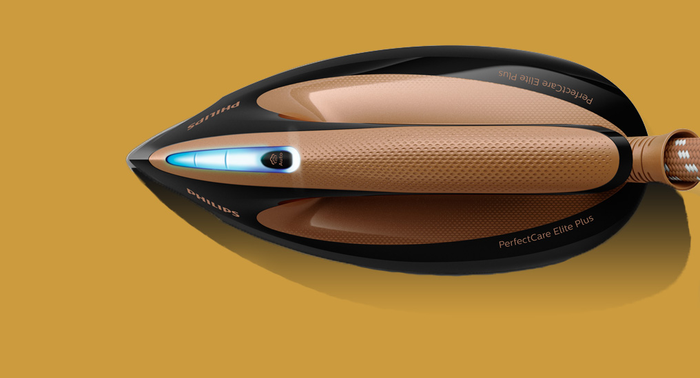 Engomar: Ferro inteligente a vapor PerfectCare Elite Plus, da Philips