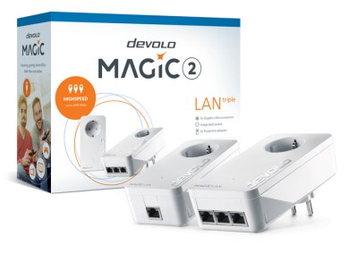 devolo Magic 2 LAN |Internet, Wi-Fi e entretenimento sem soluços