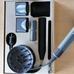 Secador Dyson: Secagem supersónica do cabelo