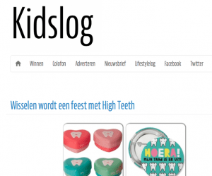 High teeth op kidslog