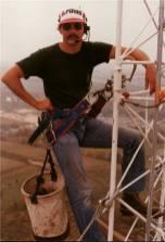 Mike Flenz photo circa 1980