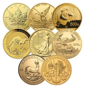 8 gold coins