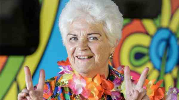 'EastEnders' Legend Pam St. Clement Smokes Weed In New Documentary