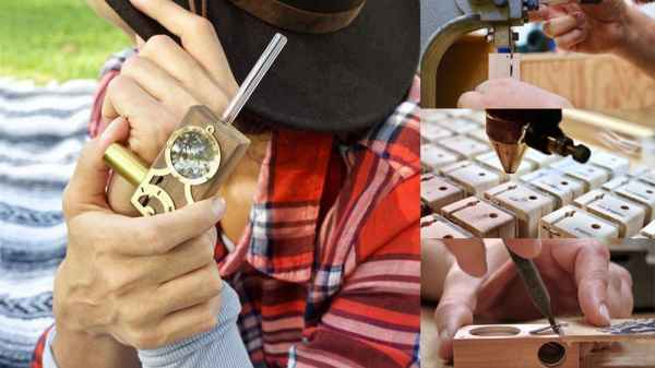 5 Reasons To Own A Handmade Vaporizer