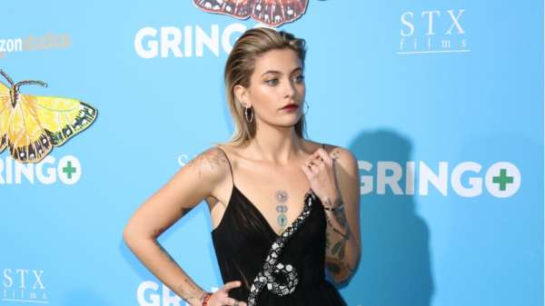 Paris Jackson Claps Back At Anti-Weed Internet Trolls