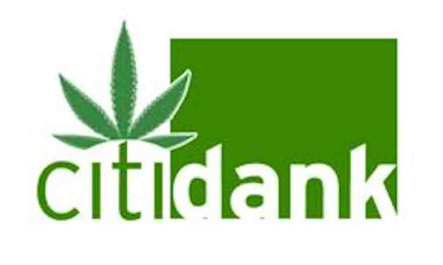Dispensary Under Fire For Similar Name And Logo As National Bank