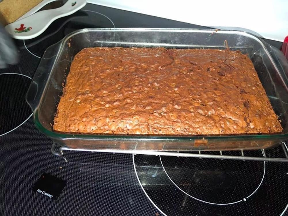 Weed Grower Busted With Freshly Baked Pot Brownies on the Stove