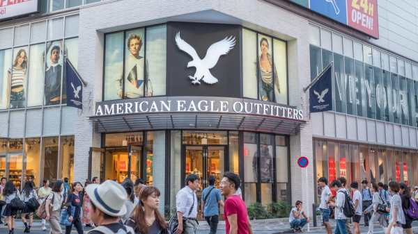 American Eagle Becomes Latest Major Retailer to Sell CBD-Infused Products