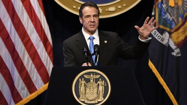 Governor Andrew Cuomo Calls For Legalization Of Recreational Cannabis in New York