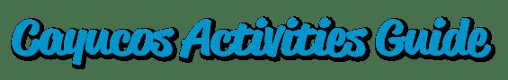 Cayucos ActivityGuide