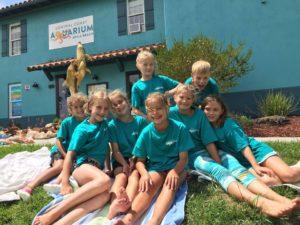Summer Camps at Central Coast Aquarium