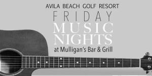 Friday Music Nights logo