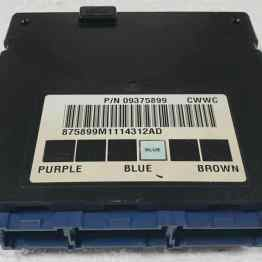 2000 Yukon Body Control Module Programmed To Your VIN Part