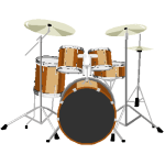 【音楽】ドラムテクニックが凄いゆるキャラ!!!ゆるキャラがドラムを叩くとうギャップ~青森の「にゃんごすたー」