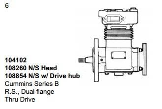 Air Brake Compressor Unloader Valve Diagram