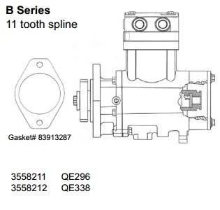 Mack Wiring Diagrams 83 Mack Rear End Diagram Wiring