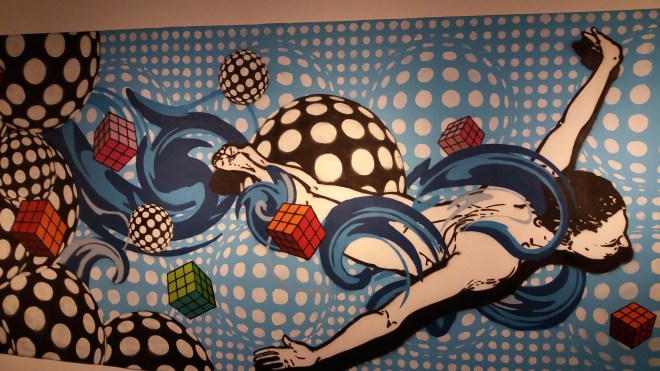 OZI and 30 years of street art Exhibition - CCBB - Brazil - photo: Highway Brazil