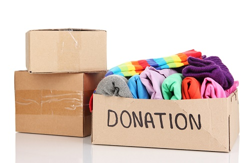 Support Mahala Market With Clothes Donation Highway Mail