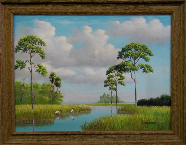Florida Highwaymen Paintings - Art