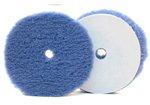 Hybrid Blue Synthetic Wool Polishing Pad