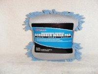 Microfiber Chenille Scrubber Wash Mitt or Pad