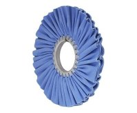 """8"""" Blue Airway Buffing Wheel (Class 4, 16 Ply)"""