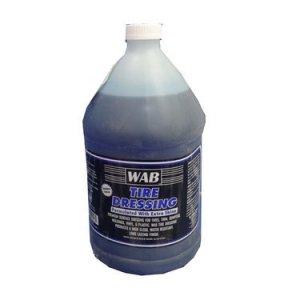 WAB Tire Dressing (Gallon Refill)