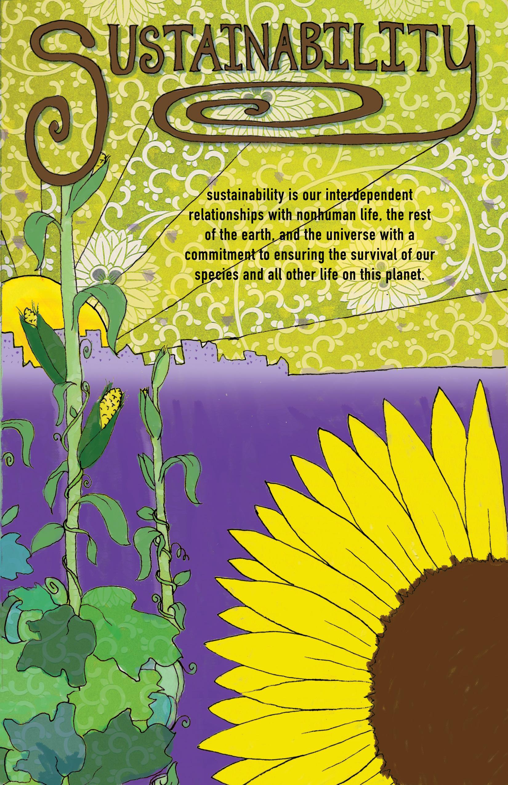 System Installation Empower Plant Solar Panel Sunflower Solutions