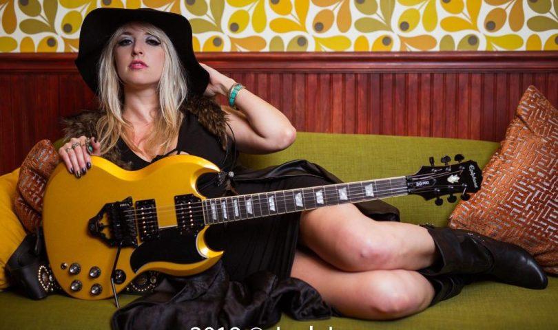 Meet Britt Lightning of Vixen | Highwire Daze