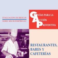 EVALUACIÓN DE RIESGOS - RESTAURANTES, BARES Y CONFITERÍAS