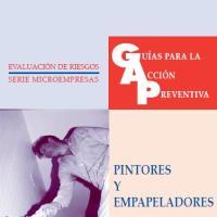 EVALUACIÓN DE RIESGOS - PINTORES Y EMPAPELADORES