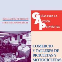 EVALUACIÓN de RIESGOS-COMERCIO y TALLERES de BICICLETAS y MOTOCICLETAS
