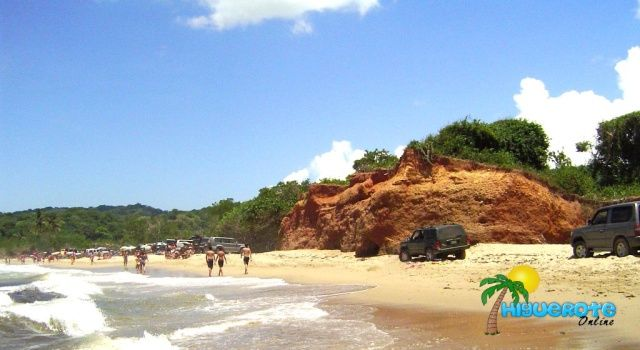 Playa Chirere.Info+mapa.Higuerote.Barlovento