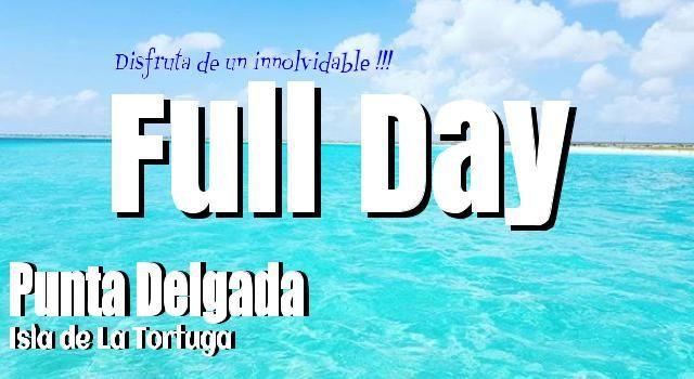 Punta Delgada en la Isla de La Tortuga. Un lugar Mágico