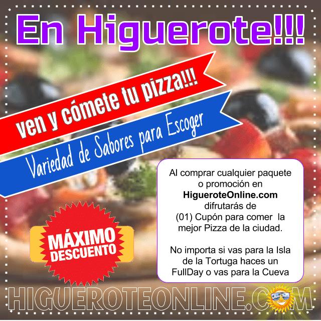 Cómete una PIzza en Higuerote