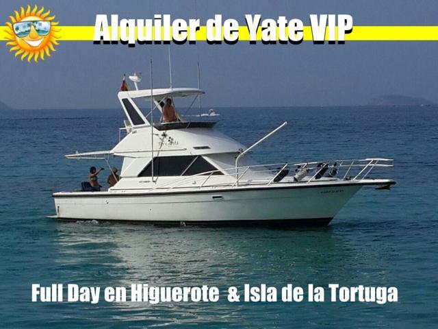 Viajando en Yate a la Isla de la Tortuga