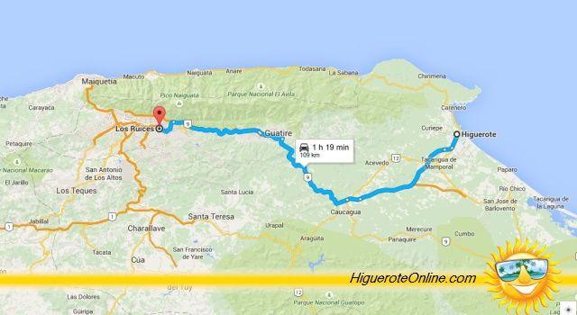 distancia_caracas_higuerote