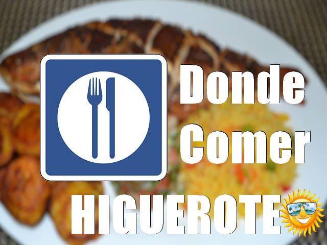 Donde Comer en Higuerote.Mapa Interactivo
