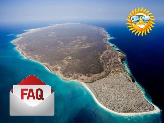 Preguntas y Respuestas sobre los Viajes a la Isla de la Tortuga. FAQ