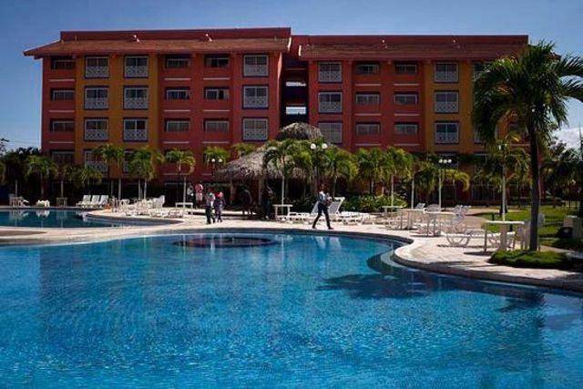 Hotel Aguamarina en Higuerote