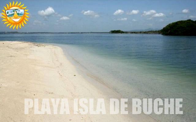 Playa de Buche.