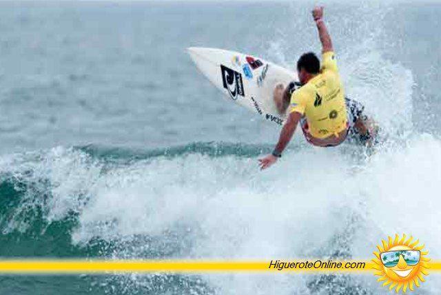 Surfeando  en Chirimena  y Pronóstico de Olas