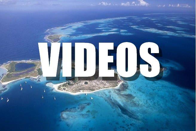 Baile de Tambores en Puerto Francés (video)