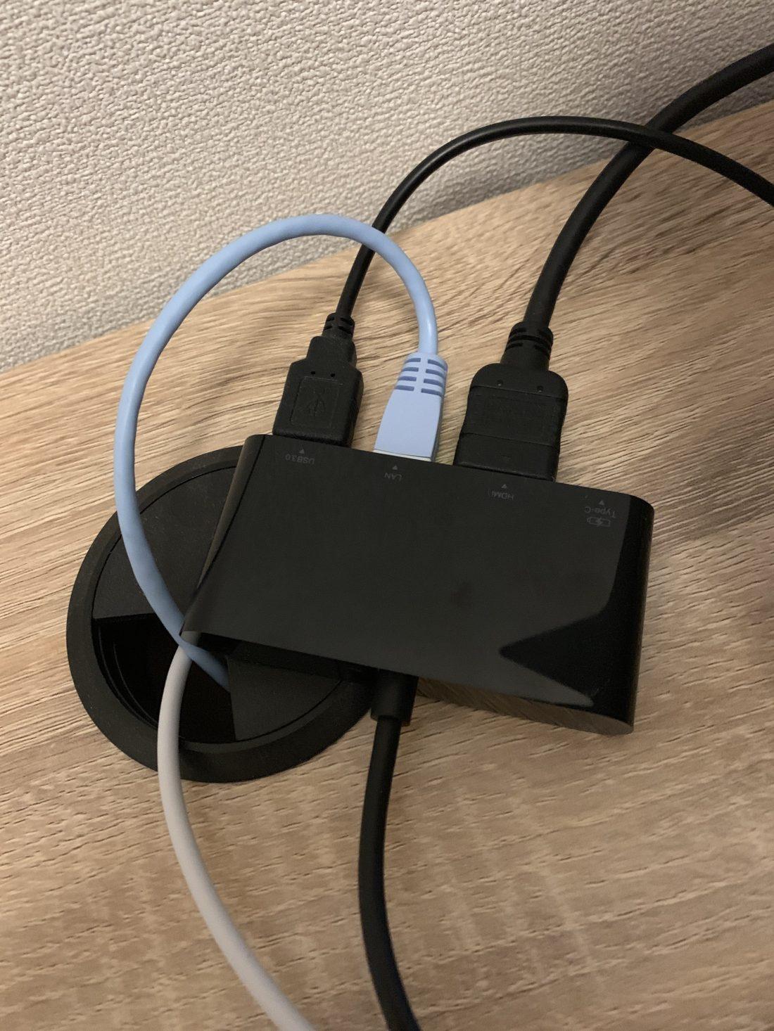 【必読!】MacBook Air 2018と同時に購入すべき周辺機器を紹介!(USB/LAN/HDMI/Type-C)