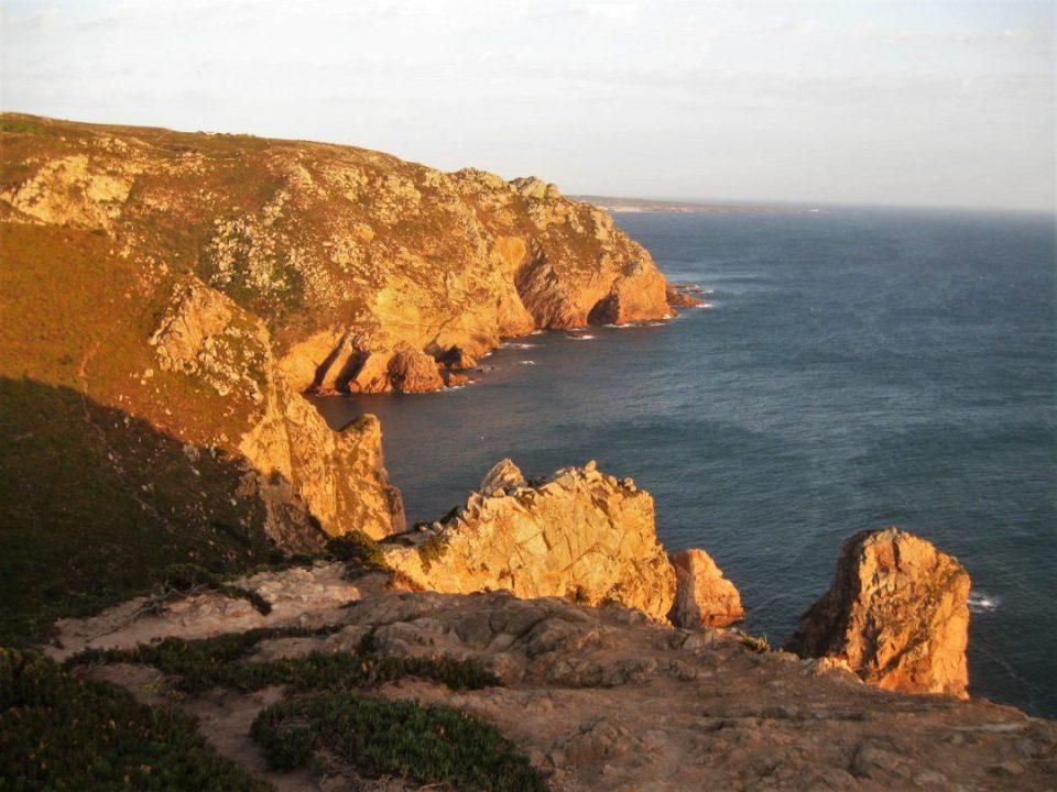 warto w Portugalii - cabo da roca