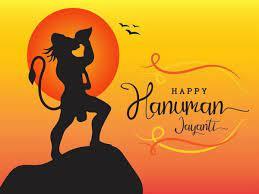Happy Hanuman Jayanti 2022