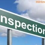 कंपनी में निरीक्षण क्या होता है? हिंदी में   What is Inspection in Industry? In Hindi