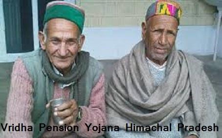 Vridha Pension Yojana Himachal Pradesh